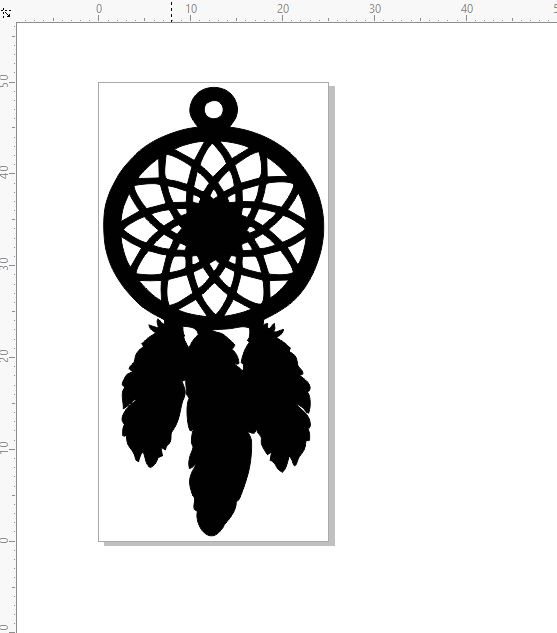 dream catcher,Mini small, feathers, cards mystical 50 x 25.  pac